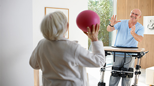 Exercise And The Elderly