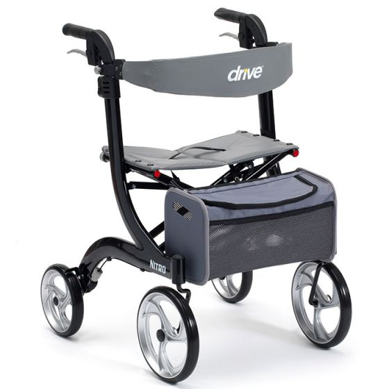 6 Benefits Of A Rollator