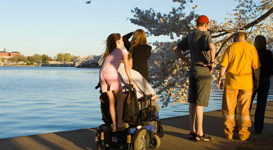 Choosing the right Powerchair