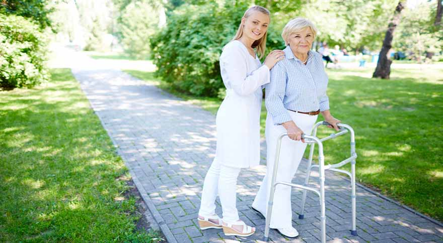 Choosing The Right Walking Aid