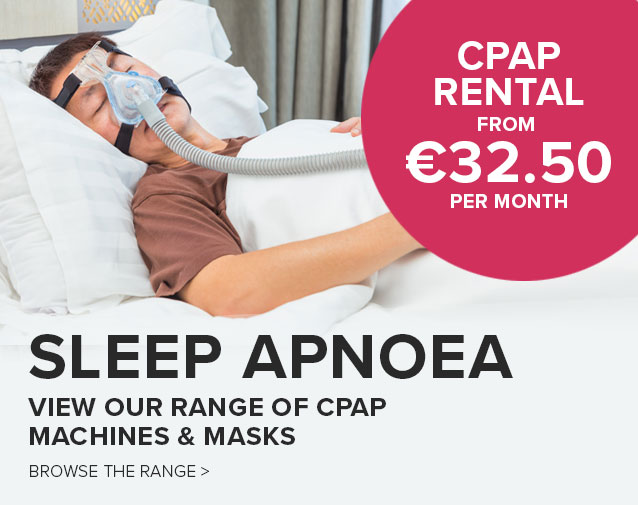 Beechfield Sleep CPAP Machines & Masks Ireland